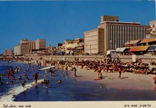 Tel Aviv, Sea Side 3471