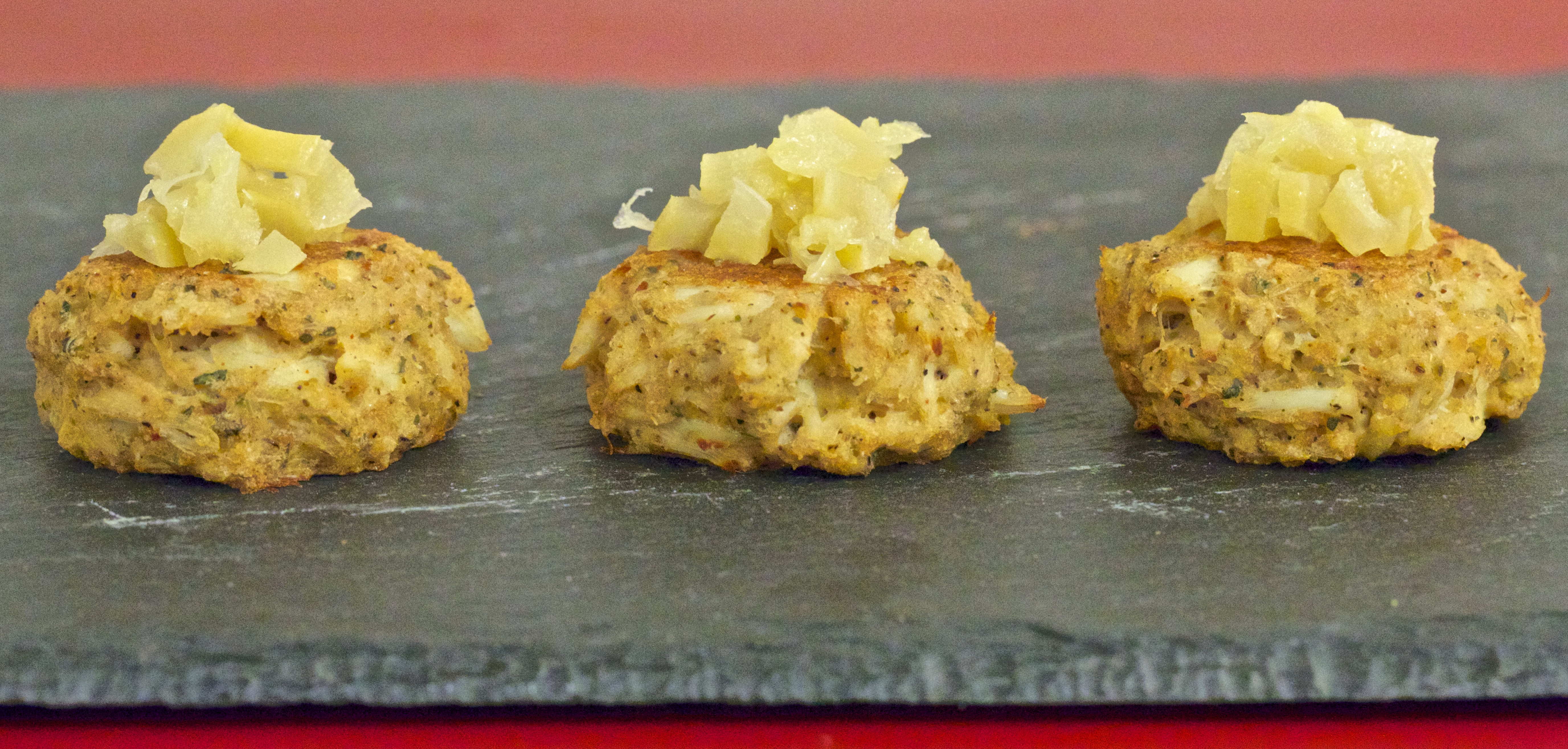 Baked Mini Crab Cakes « thesparkledsidewalk